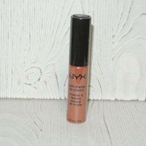 5/$25 NYX Soft Matte Lip Cream Lipstick STOCKHOLM